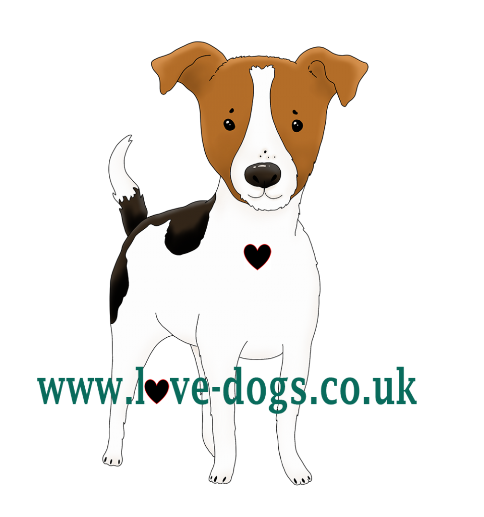 Love Dogs Ecommerce Store