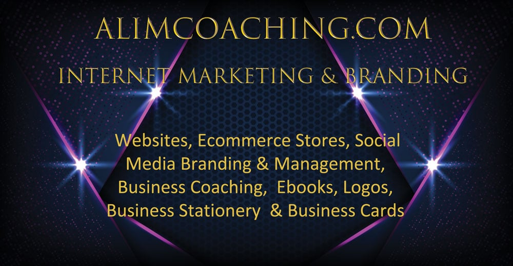 Ali M Coaching Services